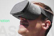 Google Stand-alone VR-Brille steht in den Startlöchern
