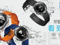 Die Honor Watch S1 wurde ebenfalls offiziell präsentiert