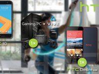 Gewinne eine HTC Vive inklusive Gaming PC beim HTC Herbst Gewinnspiel