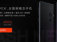 Xiaomi Mi Mix: Ein Display und sonst nix wird Realität