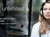 Amazon Music Unlimited: Ab 3,99 Euro 40 Millionen Songs