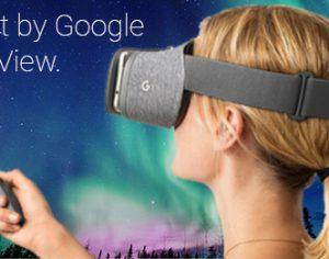 Google Daydream View: Mein erster Eindruck der VR-Brille
