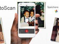 Google Fotoscanner: Mit dem Smartphone alte Fotos digitalisieren