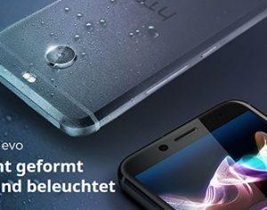 HTC 10 Evo: Neues Smartphone alte Hardware