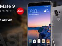 Huawei Mate 9 ab Mitte Februar in Schwarz erhältlich