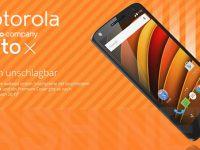 Motorola startet Black Friday Angebote mit bis zu 100 Euro Rabatt