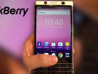 Neues Foto zeigt BlackBerry Mercury mit Hardwaretastatur