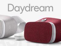 Google Daydream View: Neue Farben, neue Smartphones und neue VR-Spiele