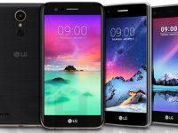 LG kommt zur CES 2017 mit 5 neuen Android Smartphones