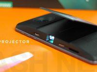 Moto Insta-Share Projector im Rampenlicht