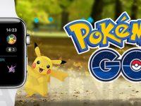 Pokémon GO ab sofort auf der Apple Watch verfügbar