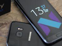 Samsung Galaxy S7: Ab sofort wird das finale Android 7.0 Update verteilt