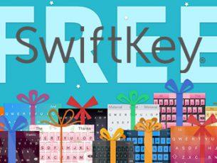 Alle SwiftKey Themes ab sofort kostenlos!