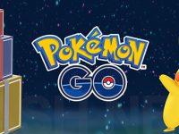 Pokémon GO mit Weihnachtsgeschenke
