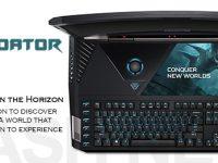 Predator 21 X: Acer präsentiert erstes Notebook mit Curved-Display
