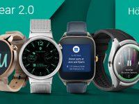 Am 9. Februar gibt es für eure Smartwatch Android Wear 2.0