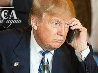 Donald Trump muss heute sein Android Smartphone abgeben
