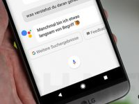 Das LG G6 holt sich gegen das Samsung Galaxy S8 Google Hilfe