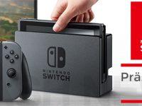 Nun ist die Nintendo Switch Game Konsole offiziell