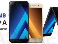 Samsung präsentiert offiziell die Galaxy A-Serie (2017)
