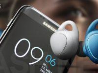 Kabellose In-Ear-Kopfhörer zum Samsung Galaxy S8 Release
