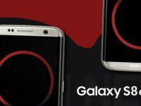 Case-Hersteller verraten Design des Samsung Galaxy S8 edge