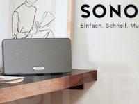 Alexa, Cortana und Google Assistant vereint in einem Sonos Lautsprecher