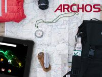 ARCHOS 101 Saphir: Sturzsicheres Android Outdoor Tablet zum MWC 2017