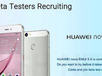 Huawei Nova: Als Erster Android 7.0 Nougat testen