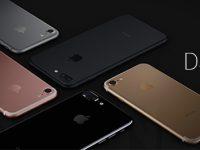 Dem Apple iPhone 7 geht der Lack abhanden