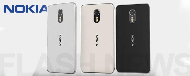 Nokia auf dem MWC 2017