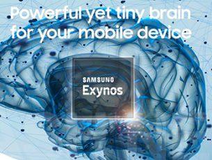 Samsung kündigt neuen Exynos 9 Prozessor für das Galaxy S8 an