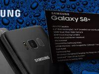 Das Samsung Galaxy S8 Plus (S8+) lässt die Hosen runter