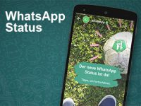WhatsApp Status: Das Snapchat Feature nun auch für uns verfügbar