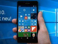 Warnung vor dem Windows 10 Mobile Update Build 15031