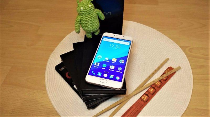 Umi Z im Test – China Smartphone mit Helio X27 Prozessor
