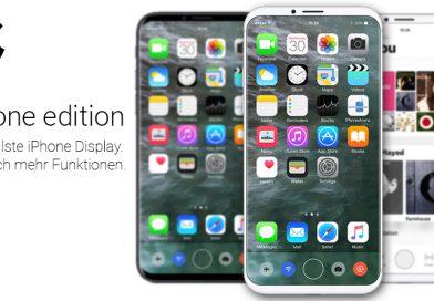 iPhone 8 oder was wissen wir über die iPhone Edition