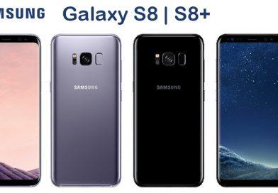 Samsung präsentiert offiziell das Galaxy S8 und Galaxy S8 Plus