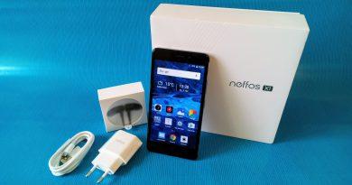 Neffos X1 Titelbild