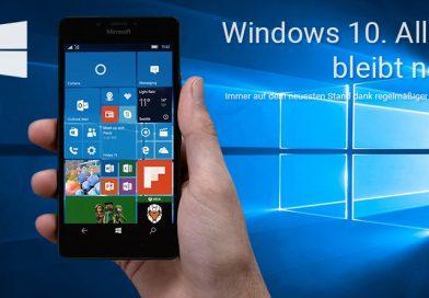 Creators Update: Microsoft verteilt Ohrfeigen für Windows 10 Mobile Lumia-Besitzer