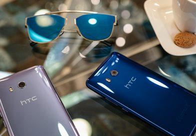 HTC U11 – Wir haben dich zum Drücken gern!