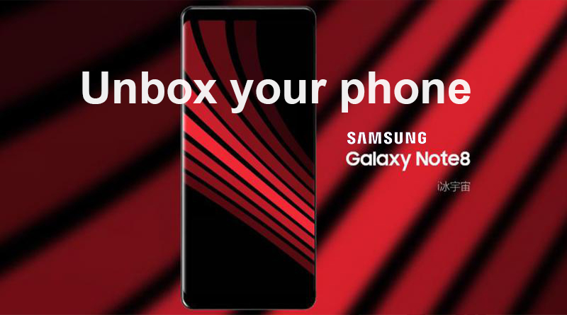 Samsung Galaxy Note 8 geht für 999 Euro Ende September in den Handel