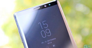 Galaxy Note 8 Verkaufsstart