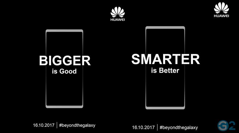 Huawei Mate 10 Werbung