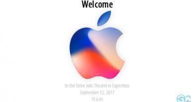 Apple Keynote zum iPhone 8