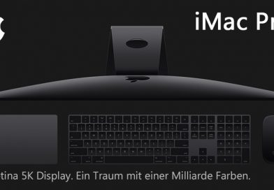 Apple iMac Pro: Die Superlative ist zum Preis ab 5.499 Euro erhältlich