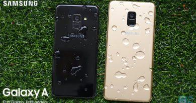 Samsung Galaxy A8 (2018) und Galaxy A8 Plus (2018)