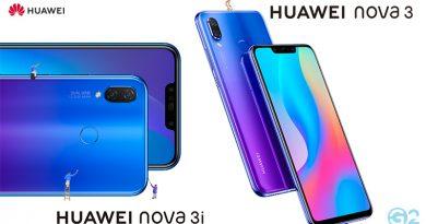 Huawei Nova 3 und Nova 3i