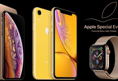 Apple iPhone Xs, Xs Max, iPhone RS und Apple Watch Series 4
