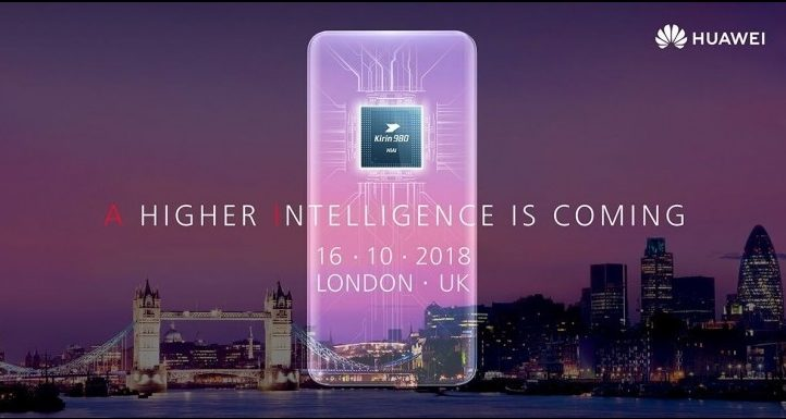 Huawei Mate 20 und Mate 20 Pro Android-Smartphones